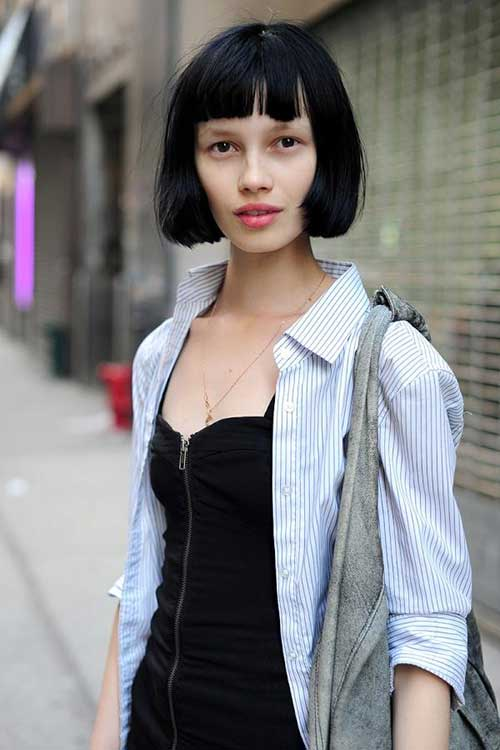 Cool Chinese Bob Hairstyles 2015 2016 Short Hairstyles 2016 2017 Hairstyle Inspiration Daily Dogsangcom