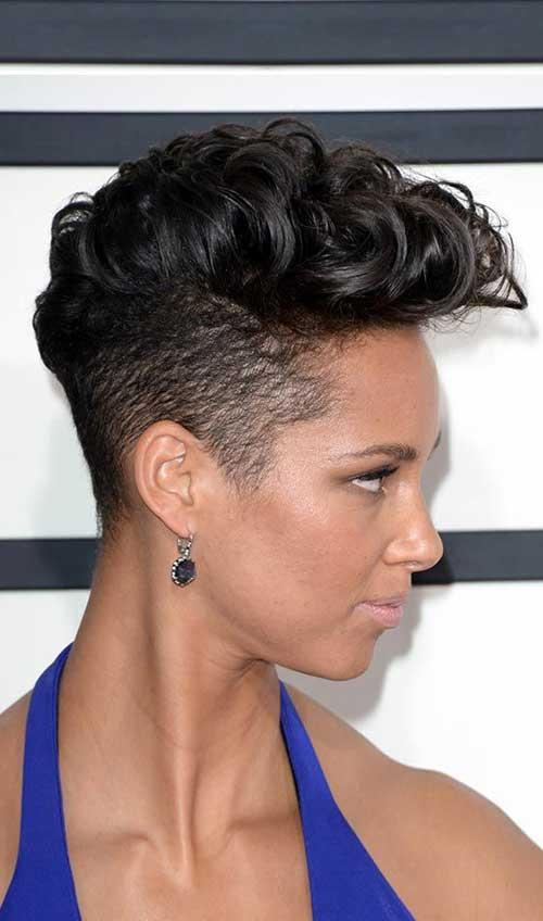 Outstanding 15 Funky Short Haircuts 2015 2016 Short Hairstyles 2016 2017 Short Hairstyles Gunalazisus