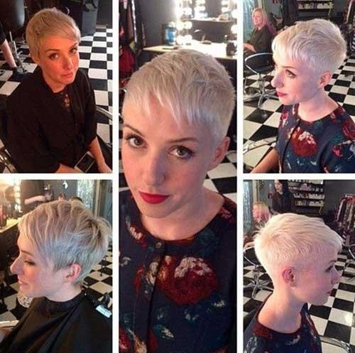 Good Styles for Short Hair