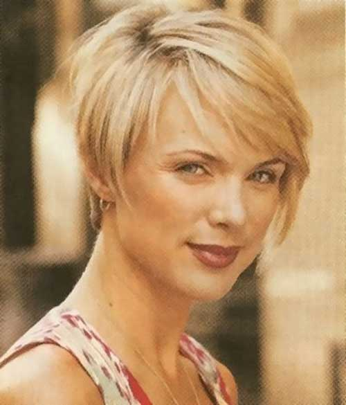 Hairstyles For Short Hair Over 40