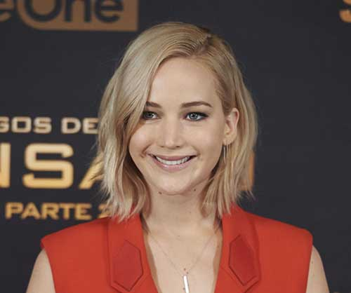 Incredible 20 Best Jennifer Lawrence With Short Hair Short Hairstyles 2016 Short Hairstyles Gunalazisus