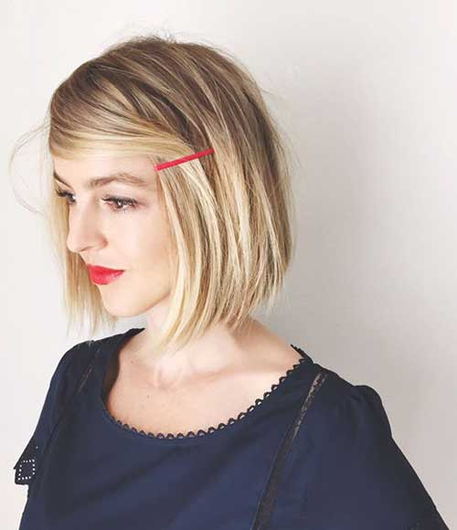 Ombre Color On Short Hair