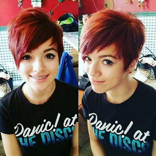 Pixie Hairstyles 2016