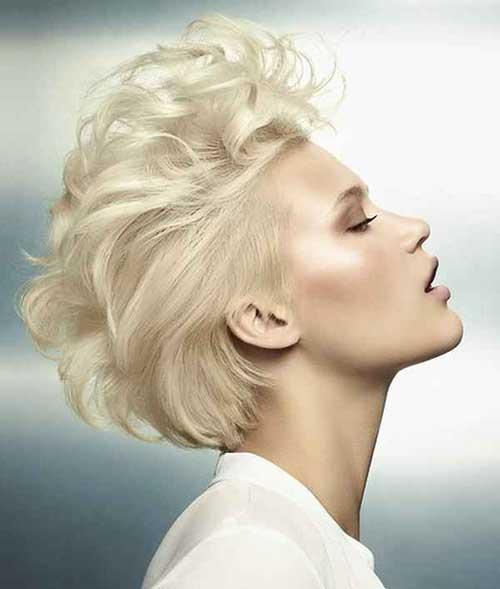 25 Short Blonde Hairstyles 2015 2016