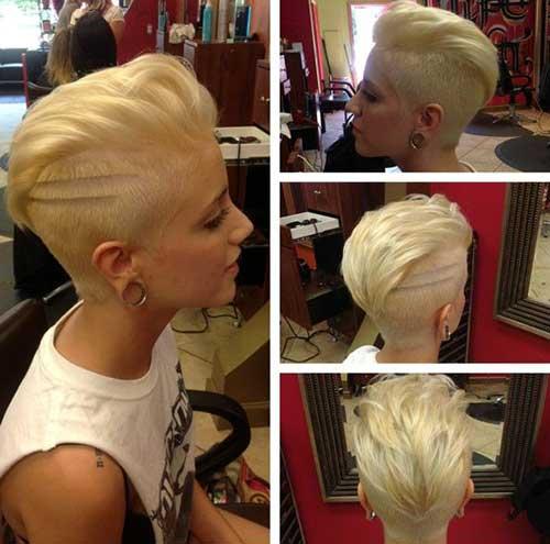 Short Funky Haircuts