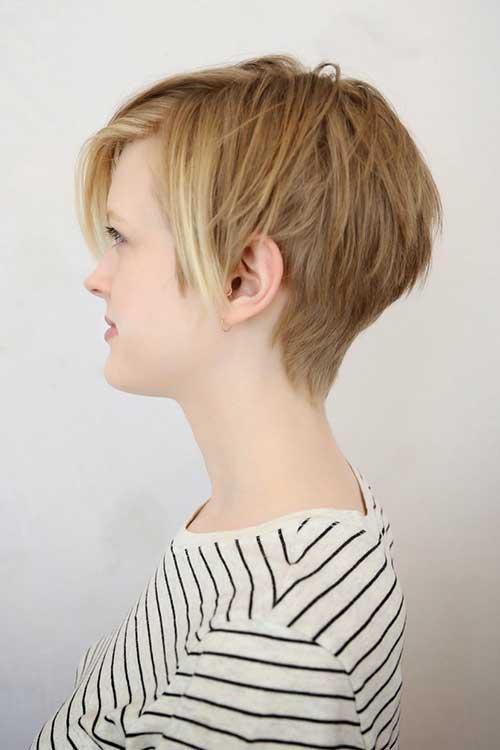 Short Hair Cut 2016