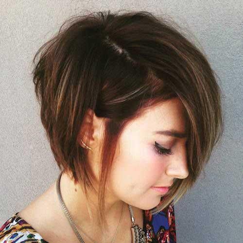 Short Hair Layered