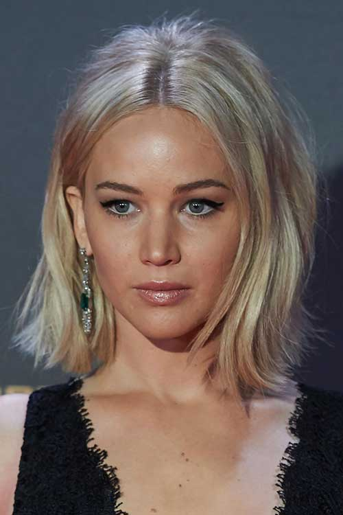 Brilliant 20 Best Jennifer Lawrence With Short Hair Short Hairstyles 2016 Short Hairstyles Gunalazisus