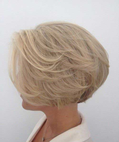 Short Haircuts for Over 50
