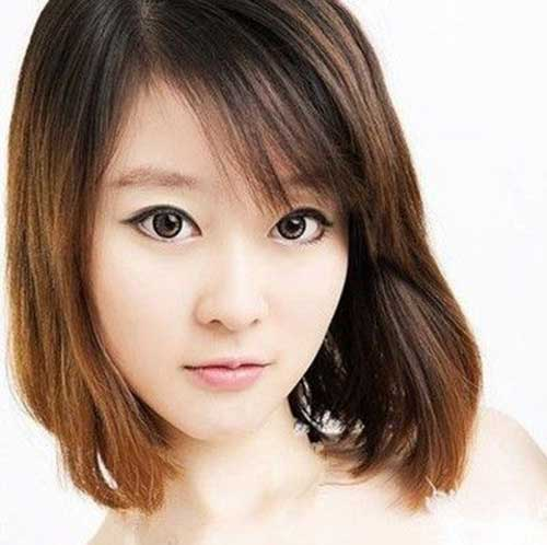 Short Hair For Asian Women