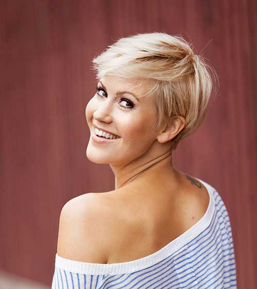 Ladies Choise Short Pixie Cuts Short Hairstyles 2017