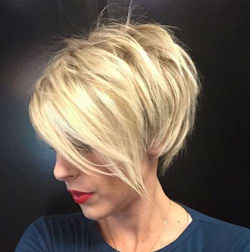 Popular Short Stacked Haircuts You will Love Short Hairstyles 2016 2017