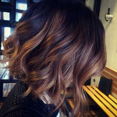Trending Style For Summer Curly Wavy Hairstyles