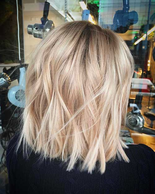 19 Striking Short Hair Ideas For Blondies
