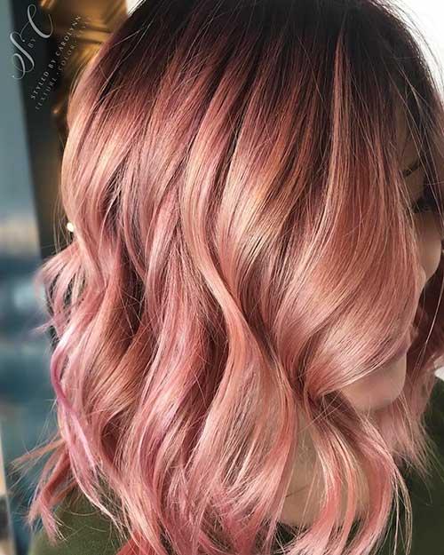 Pink Short Hair - 10