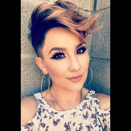 Short Hairstyles For Oval Hairstyles - 10