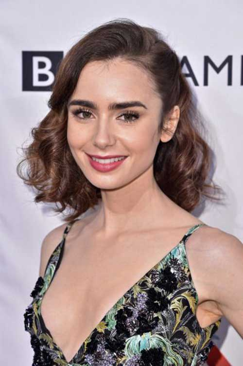 Celebrities with Short Hair-10