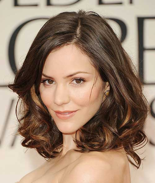 Hairstyles for Short Medium Hair-10