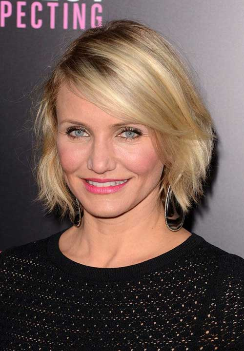 Short Haircuts For 2015-10