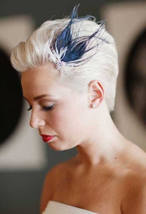 Short Hair for Wedding-10