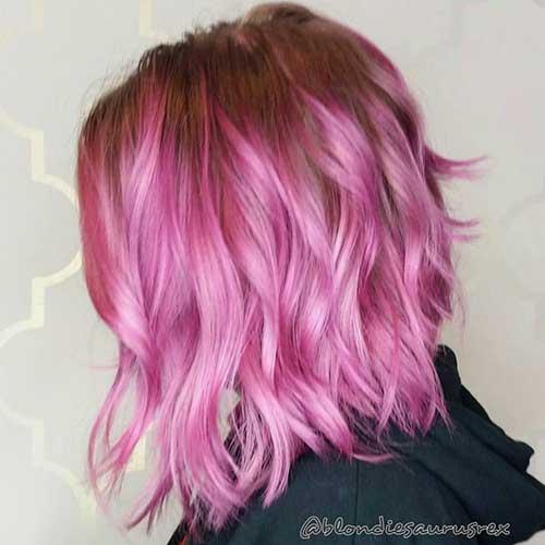 Short Choppy Hairstyle - 11