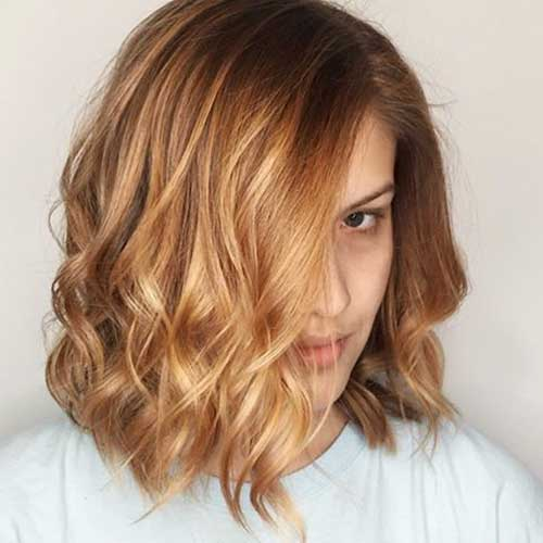 Short Curly Hairstyle - 11