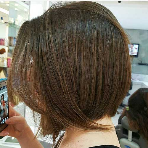 Short Haircut - 11