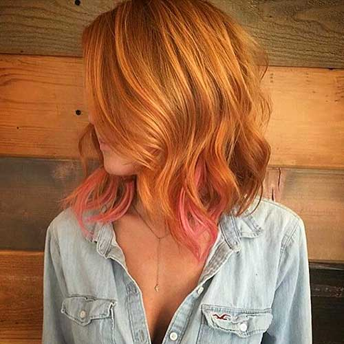 Short Hairstyle for Girls - 11