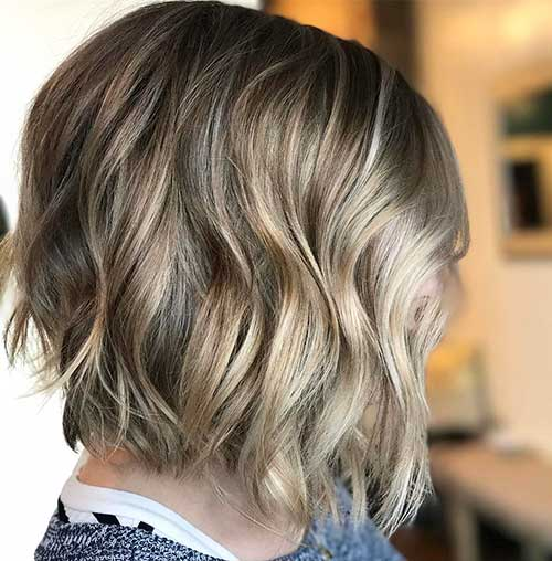 Short Hairstyle for Women - 11