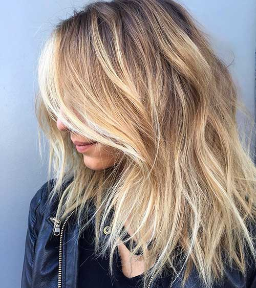 Short Messy Hairstyle - 11