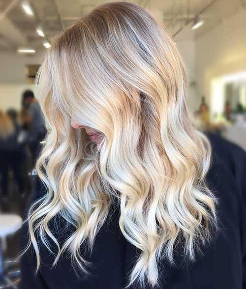 Short Wavy Hairstyle - 11