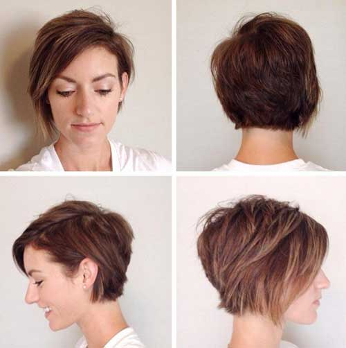 Hairstyles For Short Hair 2014-11