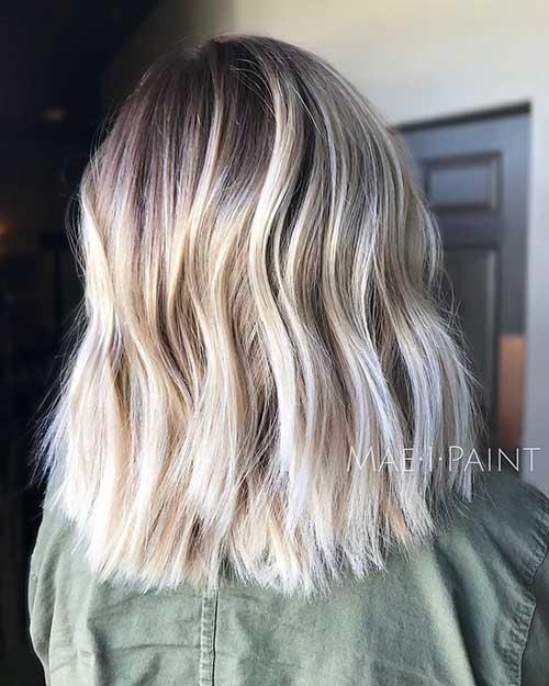 Short Blonde Hairstyles - 12
