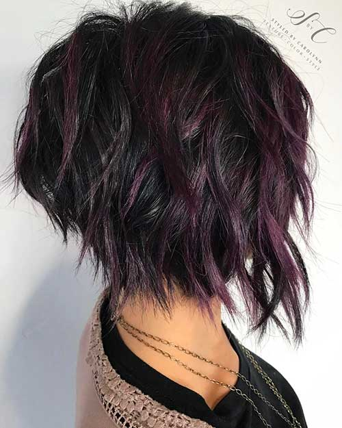 Short Choppy Hairstyles - 12
