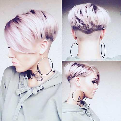 Short Haircuts - 12