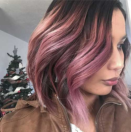 Short Hairstyles for Girls - 12