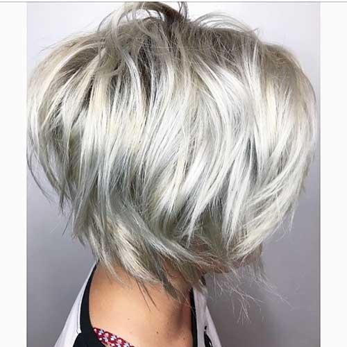 Short Layered Haircuts - 12