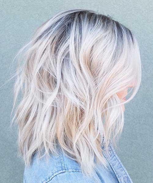 Short Messy Hair - 12