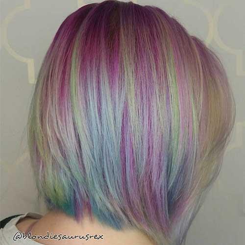 Short Straight Hairstyles - 12