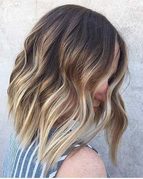 Short Wavy Hair - 12