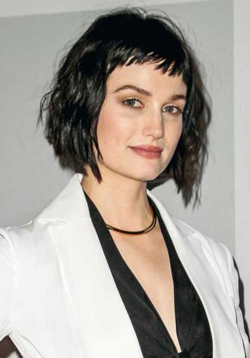 Celebrities with Short Hair-12
