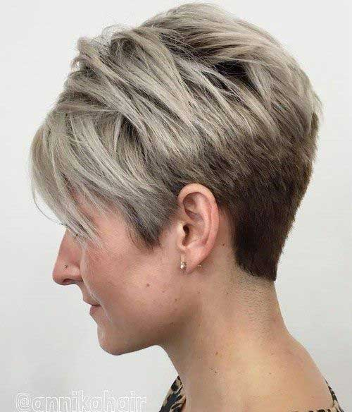 Modern Short Hair Styles Awesome Short And Modern Hairstyles For Stylish Ladies  Short Hairstyles .