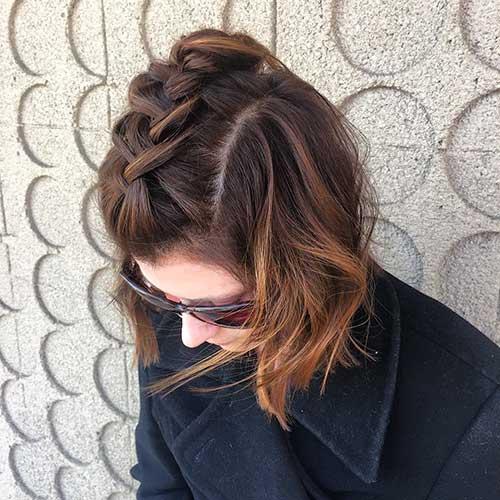 Braids for Short Hair 2017 - 13