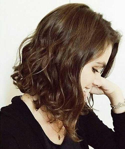 Short Curly Hair 2017 - 13