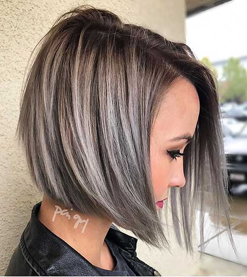 Short Haircuts 2017 - 13