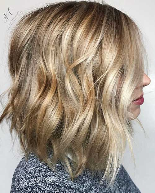 Short Layered Hairstyles 2017 - 13