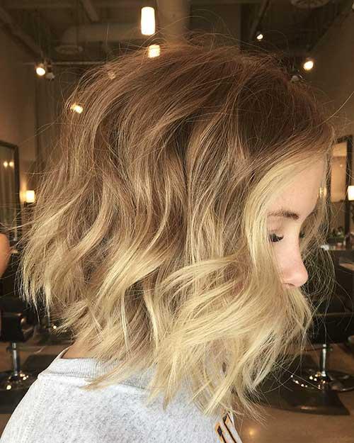 Short Messy Hair 2017 - 13