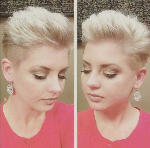 Short Haircuts For Women 2015-13