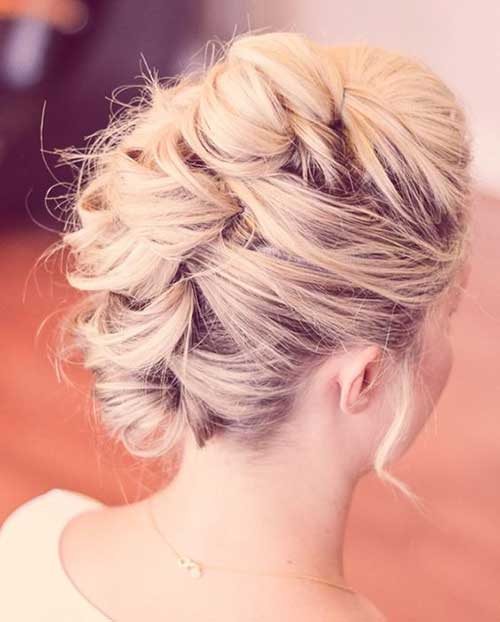Updos for Short Hairstyles-13