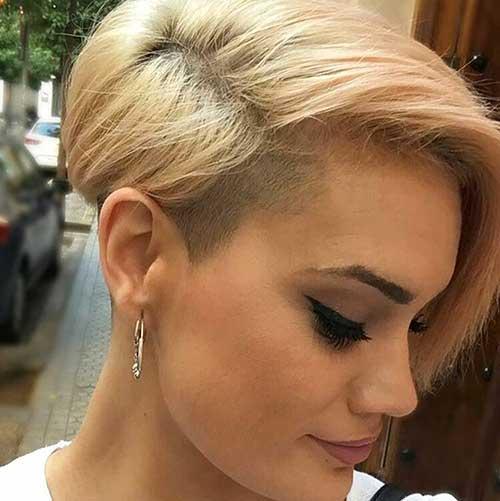 Latest Short Blonde Hair - 14